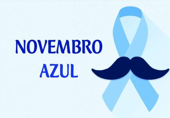 Resultado de imagem para NOVEMBRO AZUL 2019 - LOGOS